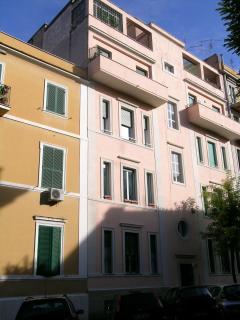 S.Quintino White Apt Building