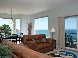 Spectacular Ocean View Condos - HDTVs, WiFi & More, Depoe Bay