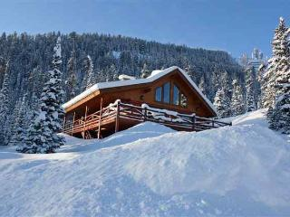 Ski-in/out Log Home - 5BR/3BA, Sleeps 12, Big Sky