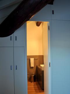 Bedroom # 2 with en suite bathroom