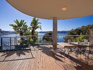 Complete Waterfront Luxury ap Olympic Pk Break Bay, Sídney