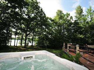 Marvelous 5 Bedroom Lakefront Home w/ Private Dock in upscale community!