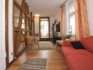 Vacation Apartment in Eisenach - 7535 sqft, cozy furnishings, historic styling, internet access (# 1164)