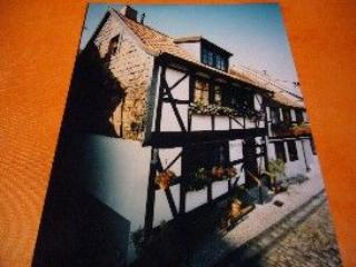 Vacation Apartment in Quedlinburg - 538 sqft, historic architechture, quiet street (# 1044)