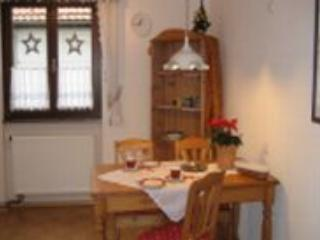 Vacation Apartment in Rothenberg - 430 sqft, large backyard, play area (# 899)