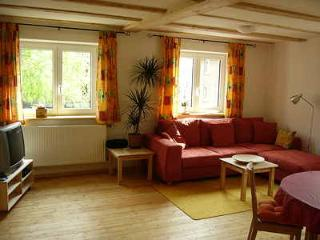 Vacation Apartment in Ravensburg - 861 sqft, located on a spacious farm - fun
