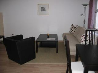 Vacation Apartment in Bad Windsheim - 431 sqft, fold-out sofa, comfortable bed (# 1138)