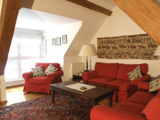 LLAG Luxury Vacation Apartment in Burgoberbach - luxurious, rustic, comfortable (# 322)