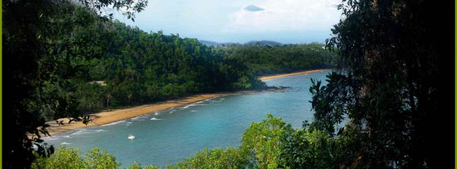 Scenic beaches