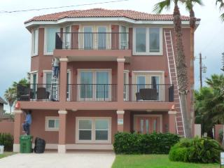 BEACHVIEW, 6BDRM/4BA,HEATED POOL, JACUZZI,BILLIARD, South Padre Island