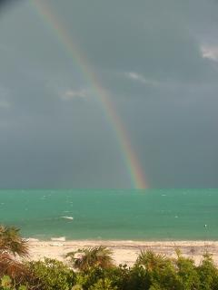 Vacationing in Rainbows