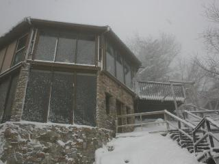 Aspen Ski Loft at Beech Mountain, North Carolina; 50 Steps From Ski Slope!
