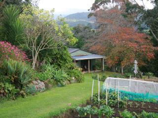 Rangihau Ranch self-catering farm stay cottage, Coromandel