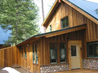 Elk Lodge Front Door