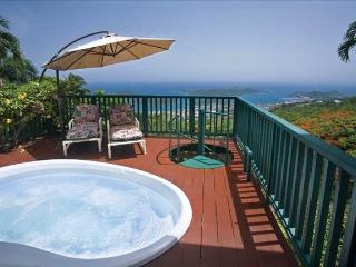 Kyalami at Estate Elizabeth, St. Thomas - Ocean View, Amazing Sunset Views, Pool