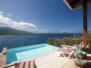 Stargate at Picara Point, St. Thomas - Ocean View, Pool, Amazing Sunset Views