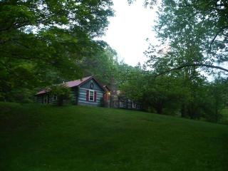 Trinity Hill, A Brown County Cabin