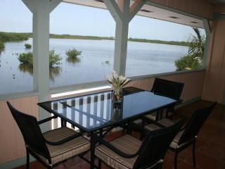 Quiet Open Water Overlooking Wildlife Sanctuary, Marathon