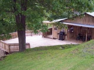 Open Patio Area