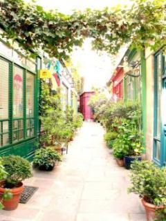 Private and Secret Passageway, Your Perfect Paris Home !