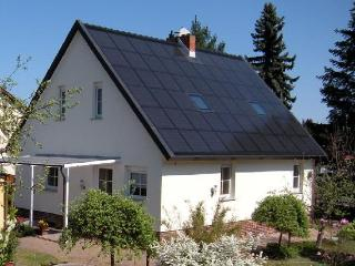 LLAG Luxury Vacation Home in Woltersdorf - 1238 sqft, pretty location, complete equipment (# 2154)