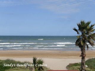 Beachfront Oceanview Aquarius Condo #206, Isla del Padre Sur