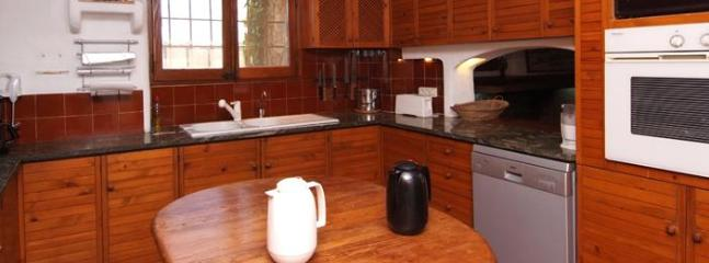Part of kitchen