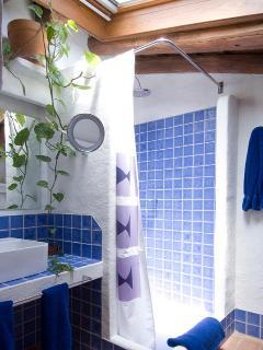 En-suite bathroom, room nº 5