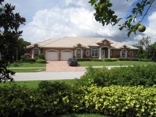 Large New Home with Fantastic Water View & Sunsets, Marco Island