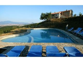 Villa Trevinano vacation holiday villa rental italy, tuscany, umbria, San Cascia