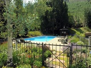 Golf Course Townhome #61 4 Bedrooms 4 Bathrooms Gold Unit, Vail