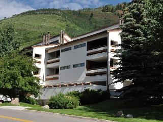 Snowfox 201 two bedroom two bath condominium in Sandstone