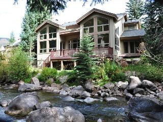 Platinum Rating, Luxury Creekside Home (208384), Vail