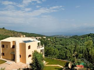 Luxury Greek Island Villa with Private Pool on Corfu - Bella Vista
