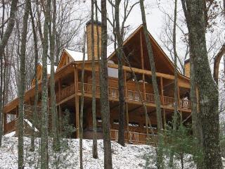 The Summit-4 Master Suite Luxury Cabin, Blue Ridge
