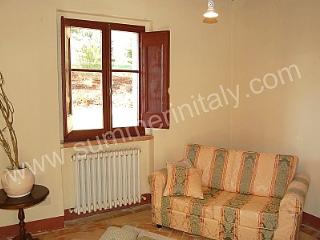 Villa Aria, Montone