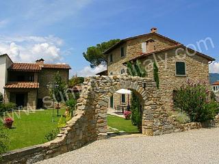 Casa Livio A, Montecchio