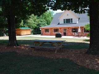 Back Picnic and patio