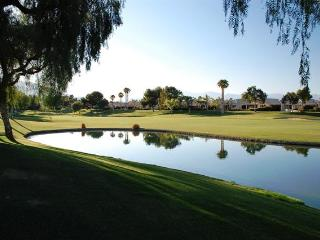 Pond View Villa at Desert Princess Country Club