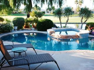 Pond View Villa at Desert Princess Country Club