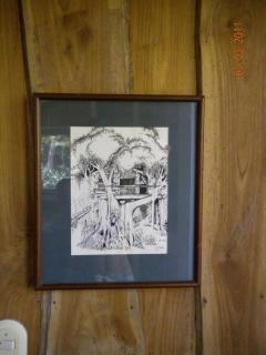 Tree House art