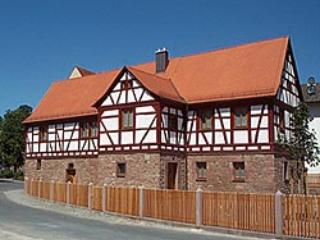 Vacation Apartment in Burgsinn - 344 sqft, great antique furnishings, three apartments available (#…