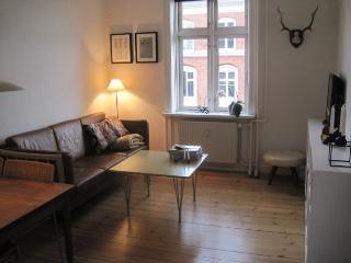 Copenhagen apartment with balcony near Christiania