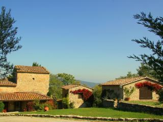 Villa Ripertoli luxury secluded farmhouse, Tuscany, Greve in Chianti