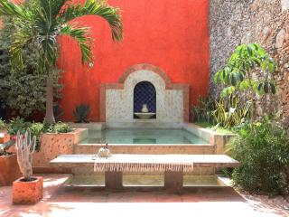 Casa Granada-Colonial in Perfect Centro Location, Merida