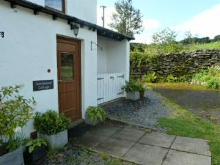 GARDENEND COTTAGE, Staveley, Nr Windermere