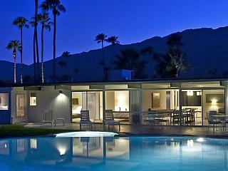 Midcentury Mountain Vistas, Palm Springs