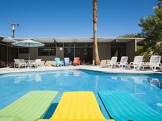 Private Midcentury Escape, Palm Springs