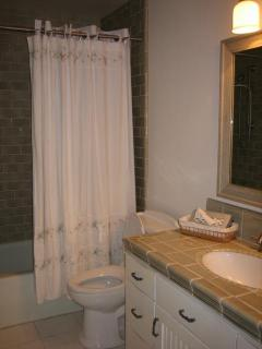 Full Bathroom - downstairs
