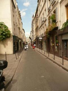 Our Street Rue Du Vertbois